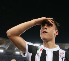 Paulo Dybala Photos - Paulo Dybala of Juventus celebrates winning the Champioship after the Serie A match between AS Roma and Juventus at Stadio Olimpico on May 2018 in Rome, Italy. - AS Roma vs. Juventus - Serie A Soccer Players, Football Soccer, As Roma, Juventus Fc, Messi, Stock Pictures, My Boys, Royalty Free Photos, Instagram