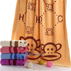 Product Name: Monkey Sanding Microfiber Bath Towel Click On Link To View This Product : http://gurusing.sg/shop/home-living/monkey-sanding-microfiber-bath-towel. We Have Publish More Products And Special Offer Are Going On Our Website GuruSing. Hurry Enjoy Up To 80% Discounts......
