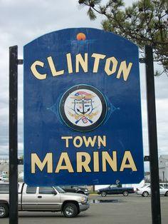 Clinton, CT town beach