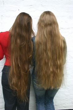 Long hair is awesome !