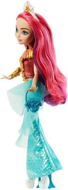 Meshell Mermaid - Daughter of the Little Mermaid (Ariel)