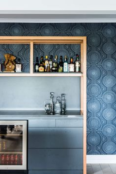 Queenslander - Bar interior design