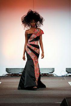 Show Report: African Fashion Dazzles At The Dorchester In London, Runway Photos From Ella and Gabby, Adebayo Jones, Thula Sindi, Zizi Cardow, Moofa, Benjamin Kitoko, Gisella Coutoure & Sally Itiego - OnoBello.com