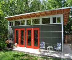 Garage+ a product line from Studio Shed can be used as a big shed or large shed. 28k not including 3k shipping and 6k installation