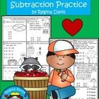 $ - Apple Harvest Subtraction Practice.  Enjoy!  Regina Davis aka Queen Chaos at Fairy Tales And Fiction By 2.
