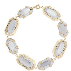 Giambattista Valli Oversized chain-link necklace