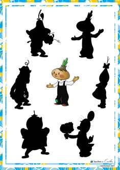 educational game find a shadow, the shadow of the heroes whose domestic cartoons Montessori Activities, Infant Activities, Critical Thinking Activities, Hidden Pictures, Kindergarten Fun, Folder Games, Learning Through Play, Educational Games, Close Image