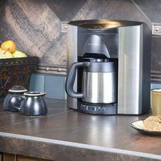 Luxury Brew Express Built In Coffee Maker
