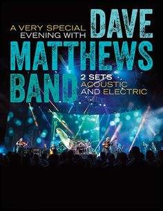 Dave Mathews Band: Party bus to Sleep Train | Gale Force Productions