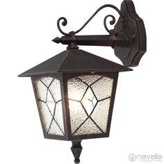 ATLANTA - Globo 3125 - Kültéri fali lámpa - alumínium 1xE27 max. 60 W 27x36x26 cm [GLOBO-3125] - 12.610 Ft