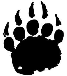 medve lábnyom - Google keresés