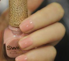 Milky Pink Sweet Color 12ml Nail Polish [589]