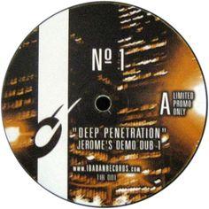 Jerome Sydenham And Kerri Chandler - № 1 - Deep Penetration