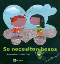 """""""Se necesitan besos"""" Si un niño o niña rechaza las carícias o es reacio/reacia a hacerlas…"""
