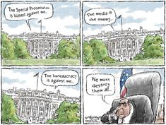 Nick Anderson by Nick Anderson for Jan 30, 2018 | Read Comic Strips at GoComics.com