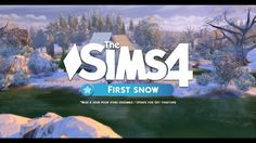 Sims 4 Updates: SimCookie - Mods / Traits : First snow mod Update #1, Custom Content Download!