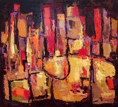"""ARTISTE: José Fillion -- NAME: -- DIMENSION: """" x """" -- DE: Galerie203"""