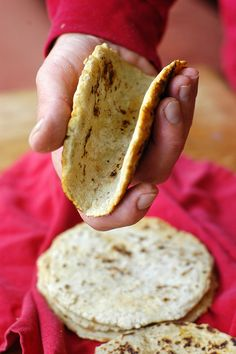 Gluten Free flour tortillas that bend, have a little heft like flat-bread. Look so good and relatively easy!