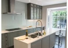 modern rowhouse kitchen - Google Search