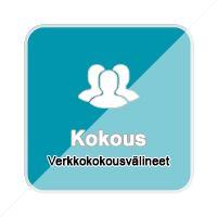 Verkkokokousvälineet Badges, Passport, Company Logo, App, Education, Logos, Badge, Logo, Apps