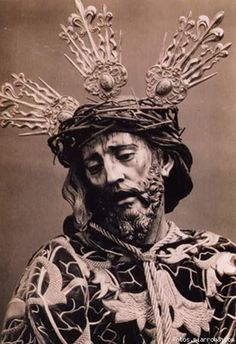 Antigua foto Nuestro Padre Jesus