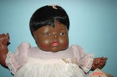 20-Ideal-1985-THUMBELINA-Black-AA-Ethnic-Vintage-Baby-Doll