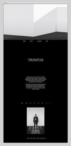Creative -, Ui, Web, Fashion, and Webdesign image ideas & inspiration on Designspiration Design Websites, Web Design Tutorials, Web Design Black, Modern Web Design, Design Design, Graphic Design, Flat Design, Web Design Mobile, Web Mobile