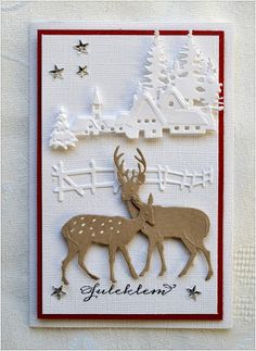 Såble det noen flere julekort idag:)