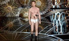 The best of the Oscars 2015 – in pictures