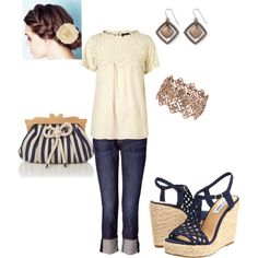 Innocent Ivory, created by cami-woods-aley.polyvore.com