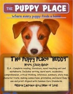 Puppy place books to read