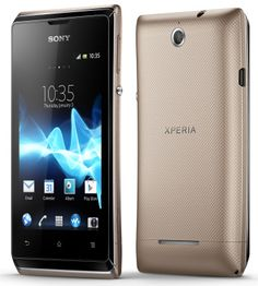 Sony Xperia E - cheapish Android with dual-SIM option