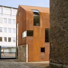 Foto der Kemenate, O. M. Architekten