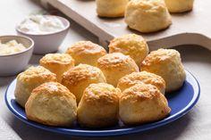 Gluténmentes krumplis pogácsa - Napokig friss és puha marad
