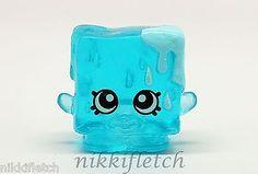 Shopkins Season 1 #1-132 Blue Cool Cube Special Edition Frozen | eBay