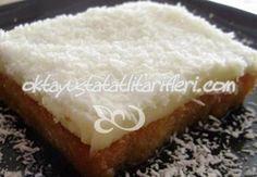 [ Kar yağdı pastası tarifi - resimli ]
