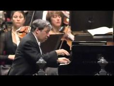 Murray Perahia plays, Schumann Piano Concerto in A minor Op.54