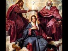 Latin Prayers of the Rosary