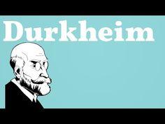 Durkheim - YouTube