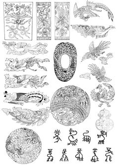 Traditional Art, Traditional Outfits, Confidence Tattoo, Chinese Element, Chinese Embroidery, Cheongsam, Asian Art, Whisky, Blossoms
