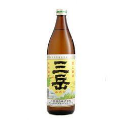 三岳  Mitake: 芋 Sweet Potato Shochu from Mitake Shuzo Co., Ltd. made from pure water in Yaku Island, Kagoshima prefecture, Japan