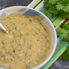 Chili-Koriander Mayonnaise