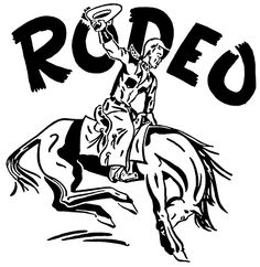 Rodeo is a sport in which contestants participate in various events including rough stock and timed. A contestant must work with their horse, bull or bronc to get the best time or score possible. The events originated from the typical day of a ranch hand or cowboy. At the end of the day the cowboys would challenge each other in similar events.  It does NOT injure animals!