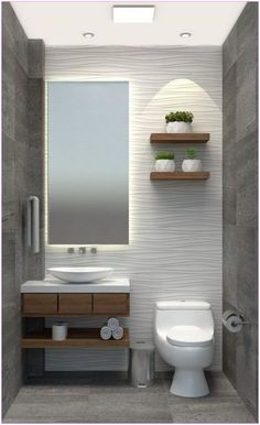 Bathroom Interior has never been so Adorable! Since the beginning of the year many girls were looking for our Unique guide and it is finally got released. Now It Is Time To Take Action! Bathroom Design Luxury, Modern Bathroom Design, Home Interior Design, Interior Ideas, Small Bathroom Designs, Modern Luxury Bathroom, Minimalist Bathroom Design, Bathroom Design Layout, Luxury Shower