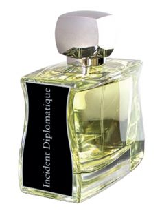 """""""Incident Diplomatique"""" - the Count's scent.."""