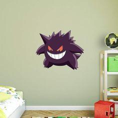 Fathead Pokemon Gengar Wall Decal - 1130-00006