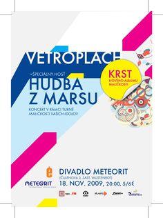 """flyer vetroplach """"hudba z marsu"""" meteorit 2009 krst Maličkosti Flyer, Posters, Chart, Map, Postres, Maps, Banners, Peta, Billboard"""