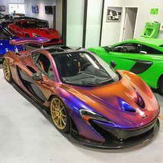 "McLaren P1 (@themclarenp1) on Instagram: ""The Cerberus alien spaceship. Photo: @krystiangawlak   #McLarenP1 #TheMcLarenP1"""