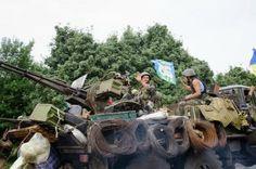 Ukrainian Army Gun Trucks & technical trucks, Імпровізовані Броньовики ЗСУ/НГ/Тербатів