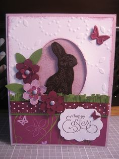 Proud Bunny by squeakette - Cards and Paper Crafts at Splitcoaststampers